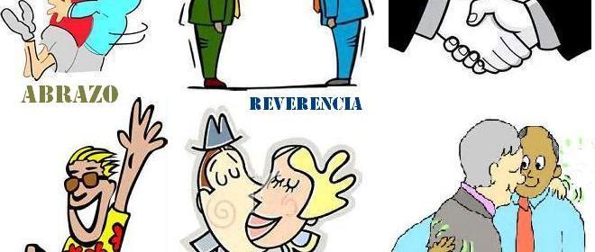 Spanish schools blog at uninterla importancia del saludo carta de al igual que el vestuario el saludo es la carta de presentacin de las personas es una forma de cortesa y una demostracin de afecto y cordialidad altavistaventures Images