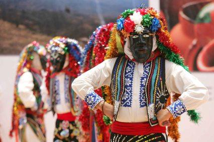 Danza folclorica michoacana Foto La Jornada Michoacan