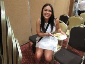 Degustación de antojitos mexicanos