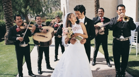 "Mariachi ""marriage"""