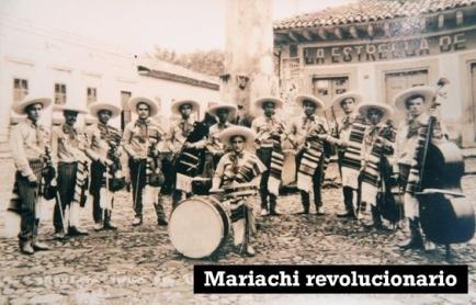 Mariachi en la Revolución Mexicana