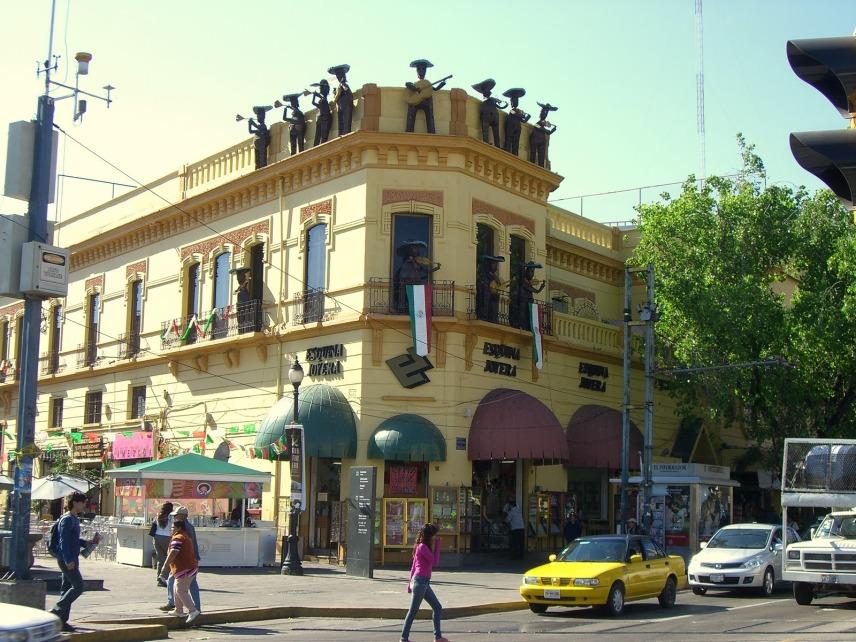 Plaza de los mariachis