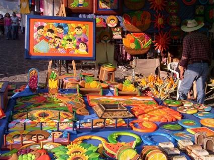 Artesanías Emiliano Zapata