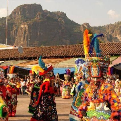Carnaval de Tepoztlan
