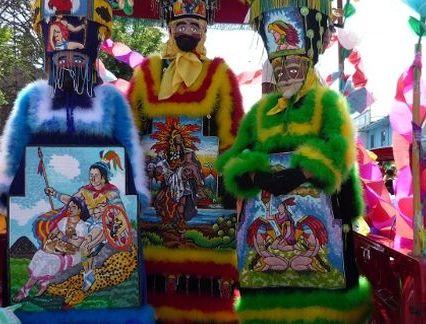 Carnaval Yautepec