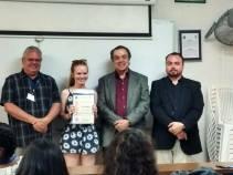 Saratoga graduación